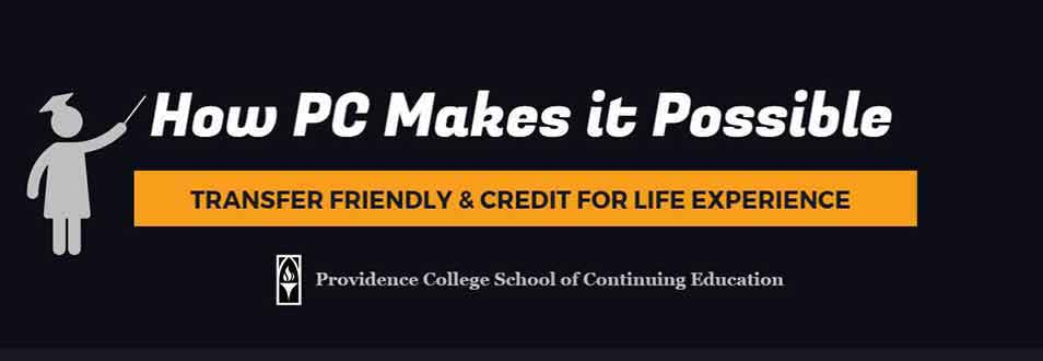 Transfer Friendly and Credit for Life Experience