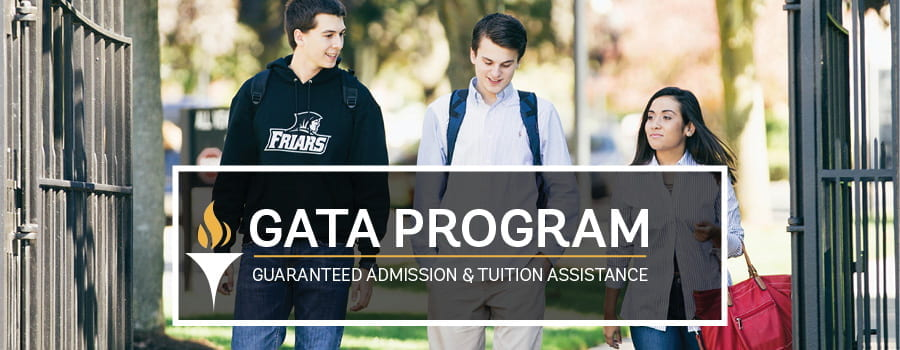 Guaranteed Admission & Tuition Assistance