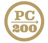 The PC200 Logo