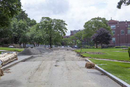 Green Space July 2013