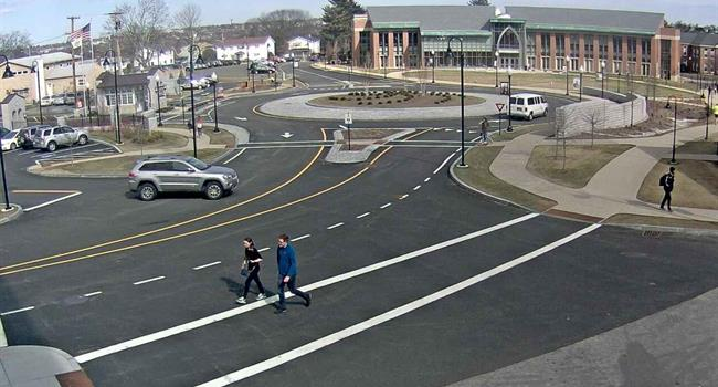 Image for LIVE Cam of the Huxley Avenue Circle