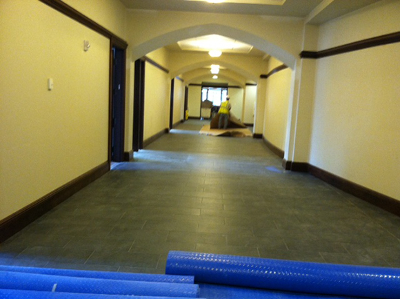 Ruane, Main Hallway Second Floor