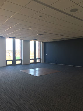Ryan Center classroom