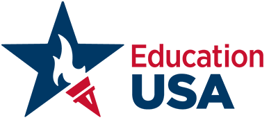 Education USA advising center logo