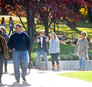 Family Day- join us on campus for a visit