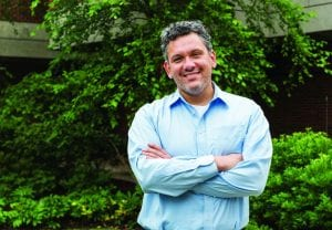 Dr. Christopher Arroyo, associate professor of philosophy