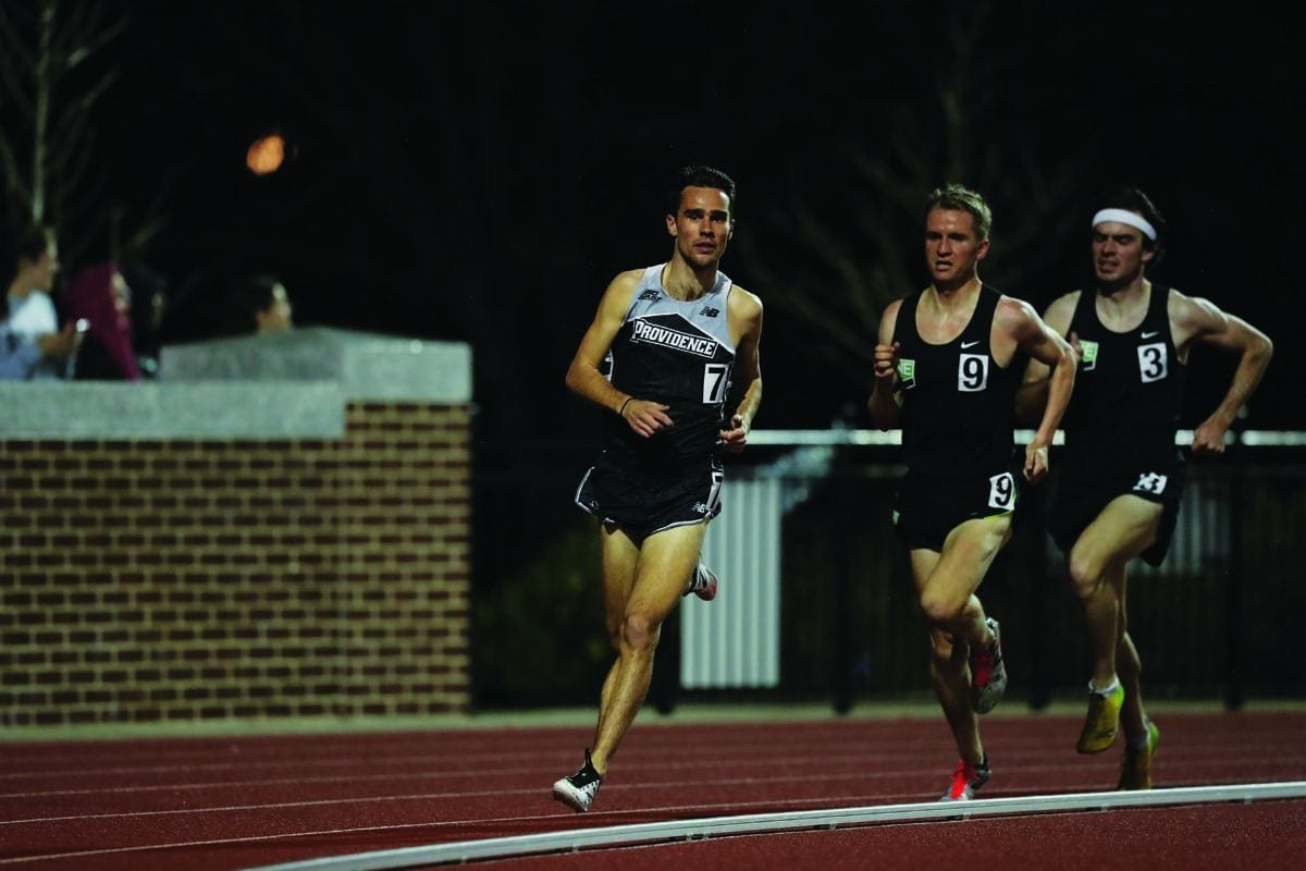 JULIAN OAKLEY '16, graduate student: Honorable Mention All-America, 5,000-meter run, outdoor track