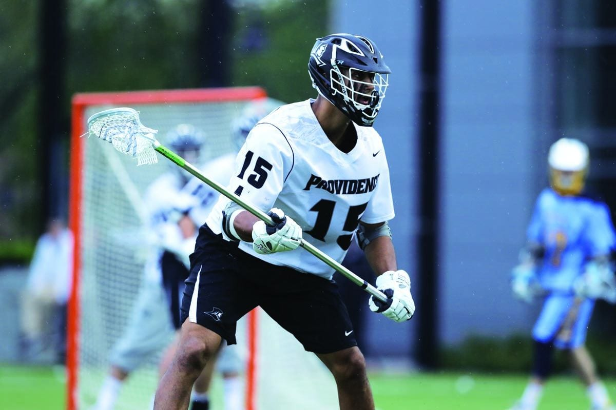 JARROD NEUMANN '17: Second Team All-America, defense, lacrosse