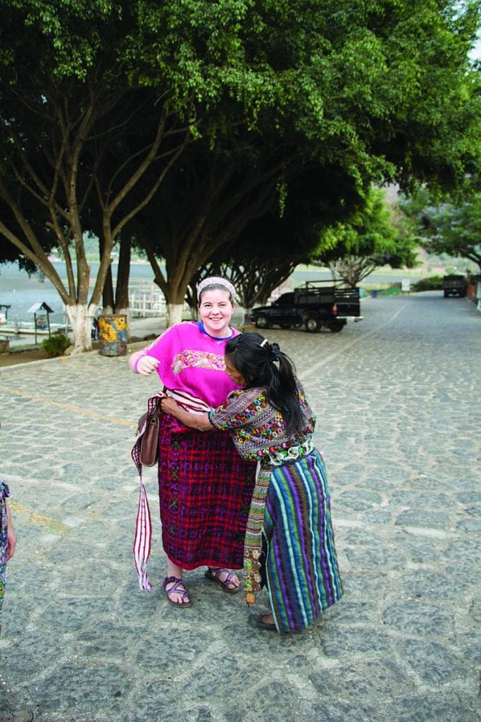 Global Service in Solidary, Guatemala