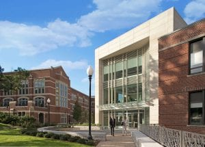 Providence College Science Complex addition