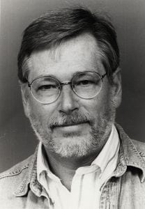 Dr. Craig Breckinridge Wood, professor of natural science for 38 years.