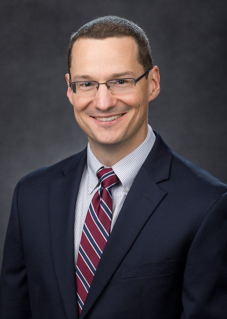 Dr. Stephen Long, assistant professor of theology