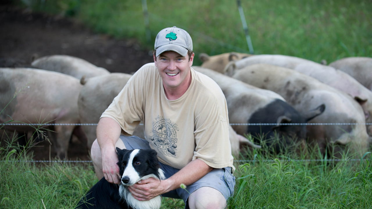 Pat McNiff '96: Farm-to-table focus and fun
