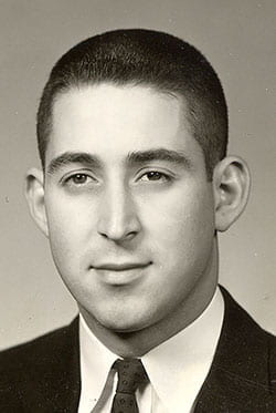 Howard I. Lipsey '57 (yearbook photo)