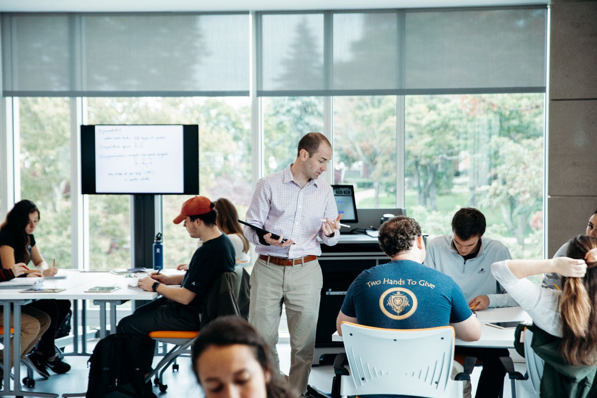 Big and small, foundations favoring PC faculty research