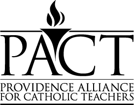 PACT Logo - Providence Alliance for Catholic Teachers