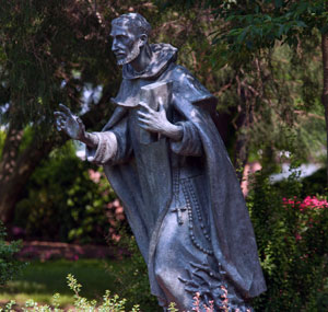 Dominican Friars Statue