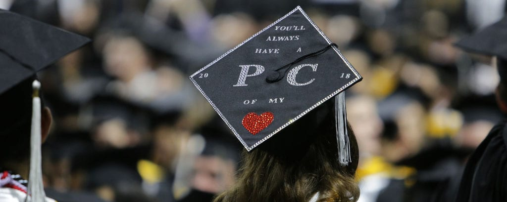 Cap Heart Providence College