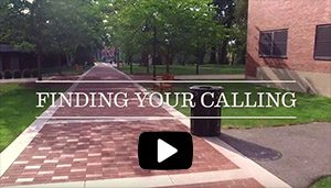 Finding your calling at Providence College