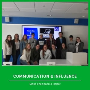 Communication and Influence Class