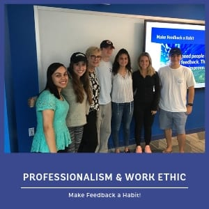 Professionalism and Work Ethis Class