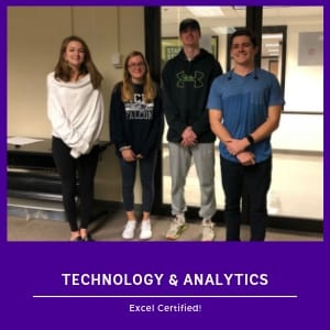 Technology & Analytics Class