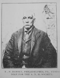 Photo of William Dorsey