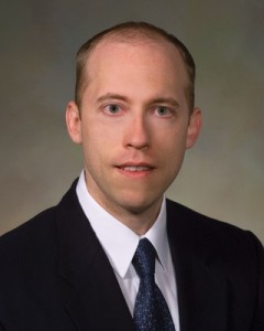 headshot of Prof. Kevin Luhman