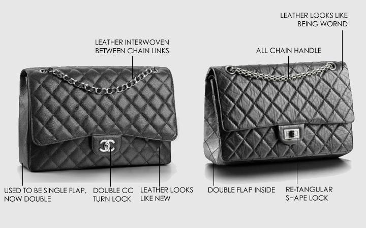 The History behind the Chanel 2.55 bag   Farrah s English 15 Blog 7ec4504a86