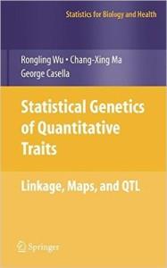 stat genetics of quan traits R_Wu
