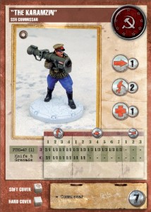unit card