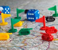 war game board pieces