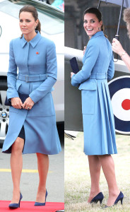 Prince William and Catherine Duchess of Cambridge During Visit to New Zealand
