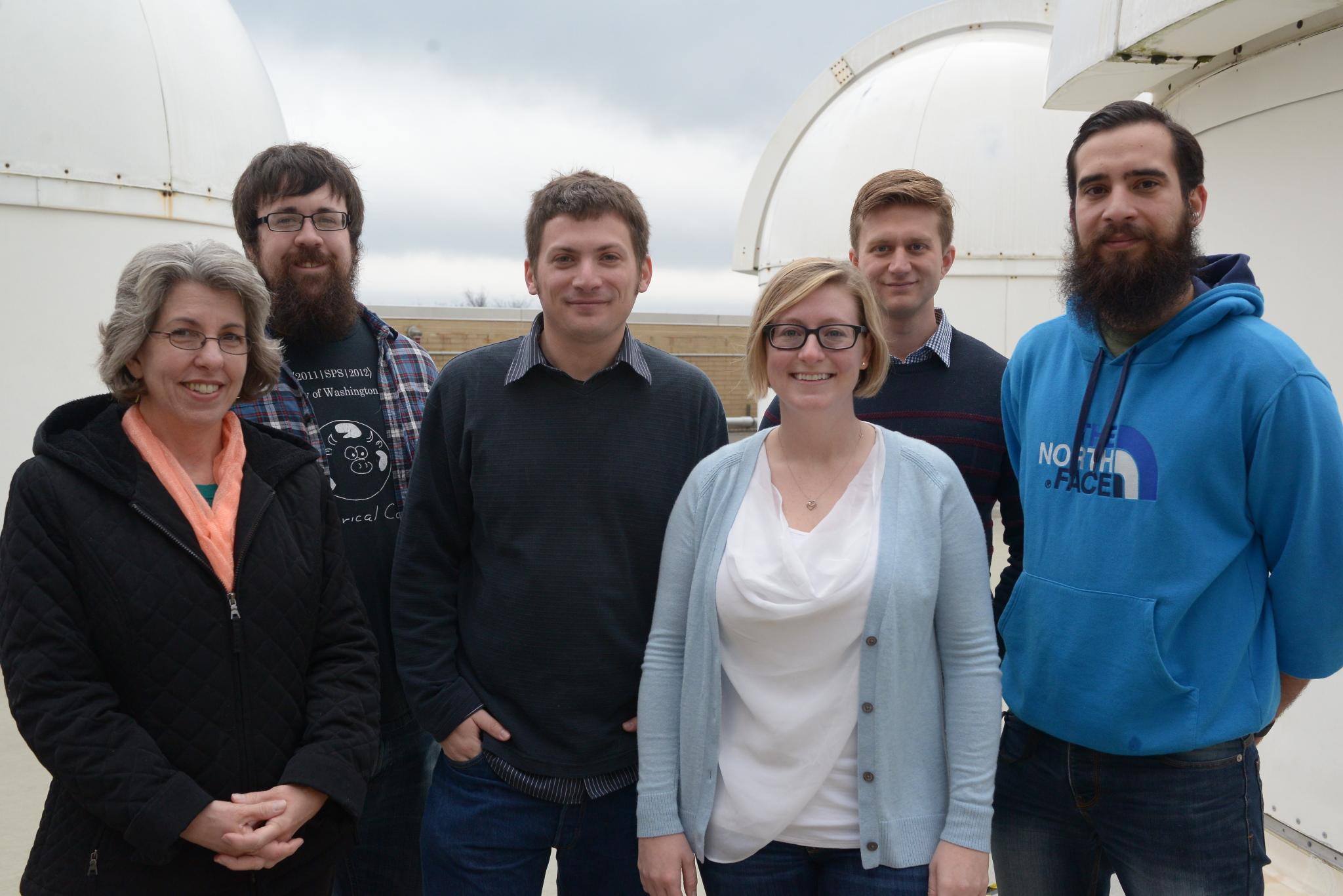 PSU LIGO Group Photo