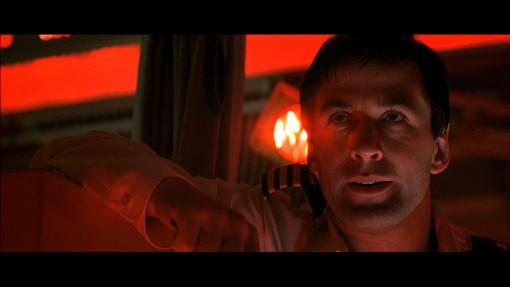 Alec Baldwin as Jack Ryan in The Hunt For Red October
