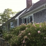 Deirdre's Cape Cod home