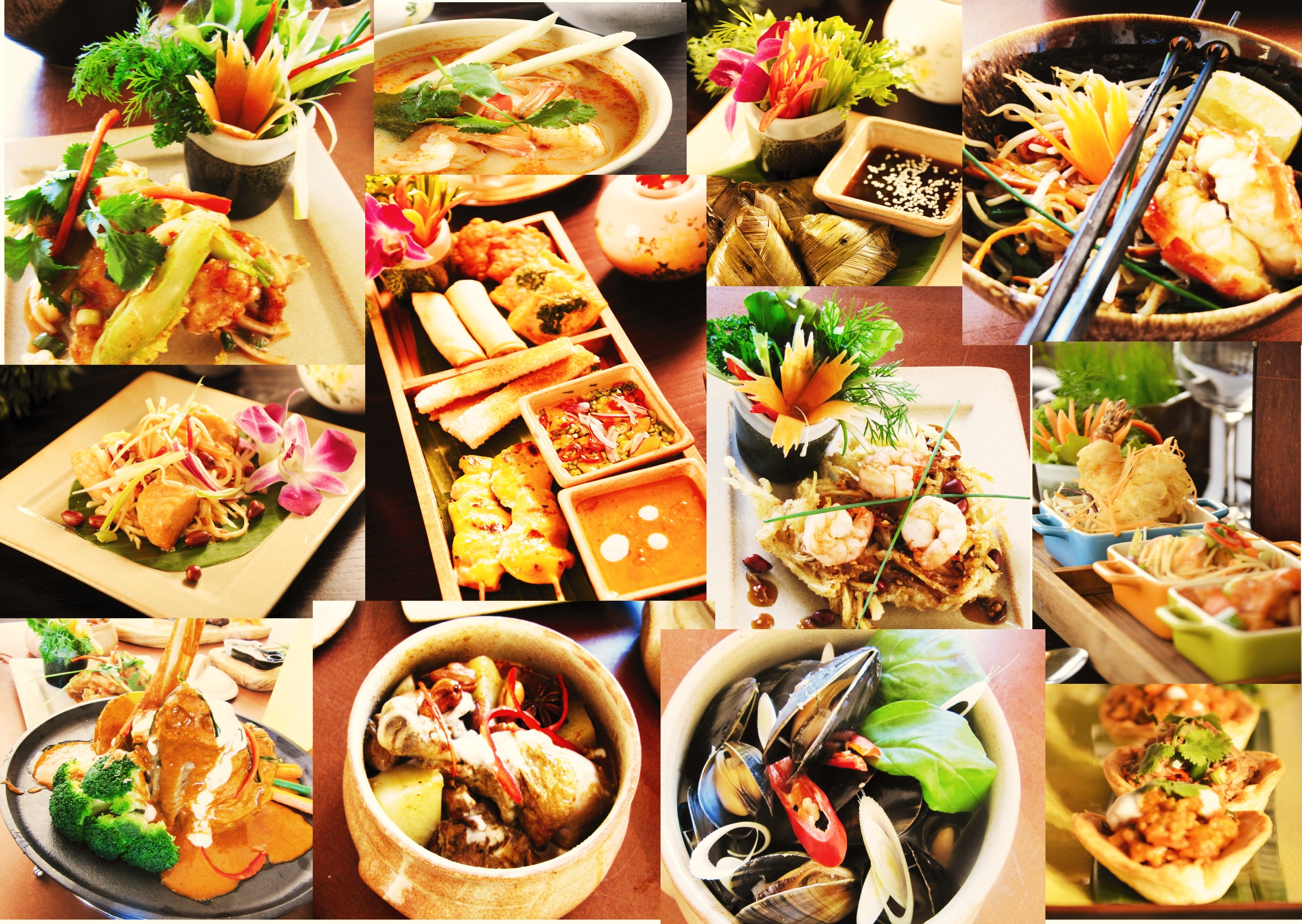Thailandmy Favorite Country  My Perspective Delicious Thai Food