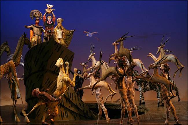 Circle of Life (Lion King, Part 2) | Act Two