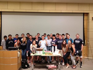 Penn State Finance Society - Blue Out