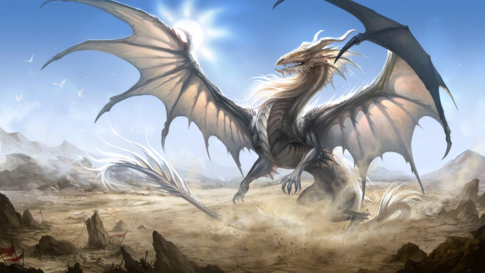 Wyvern Dragon