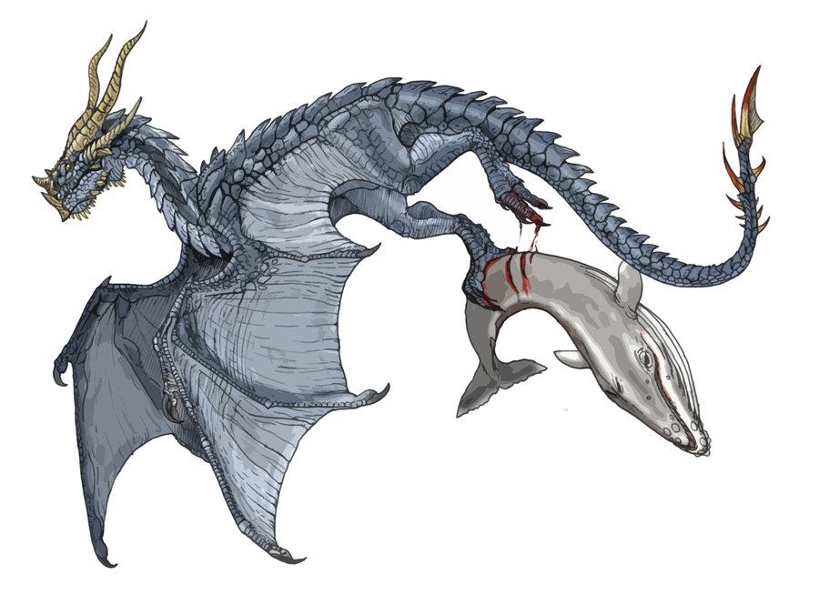 Drak (ficha) Dragon__s_prey_by_fafnirx-d5h0wsm