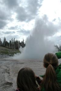 random geyser