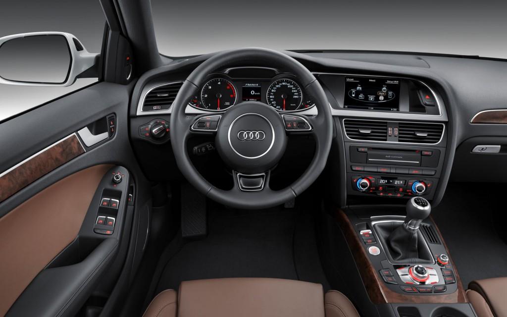 2012 Audi A4 | Steven Reviews