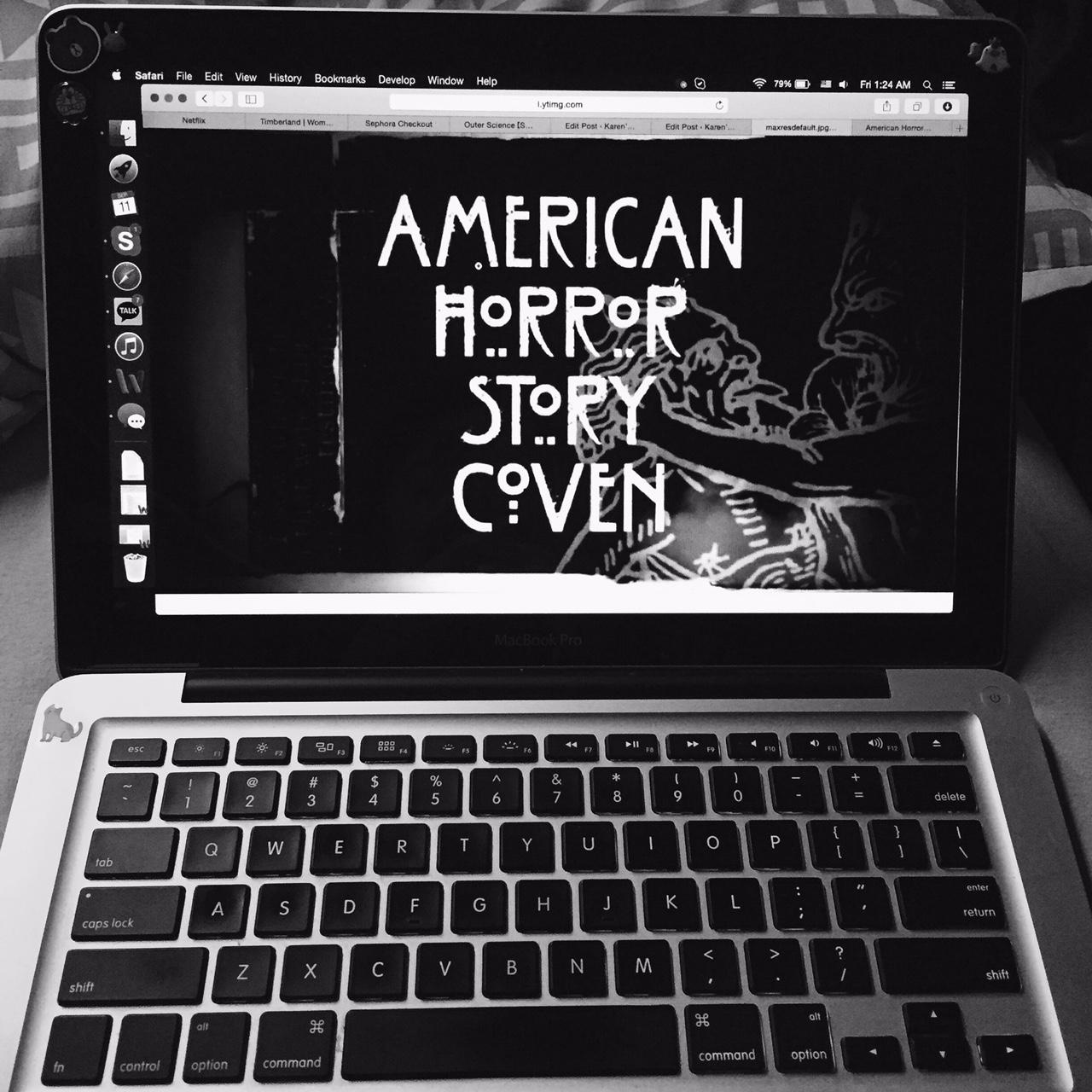 american horror story coven karen s blog