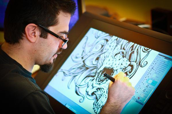 Image result for comic artist