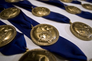 Schreyer Honors College medals
