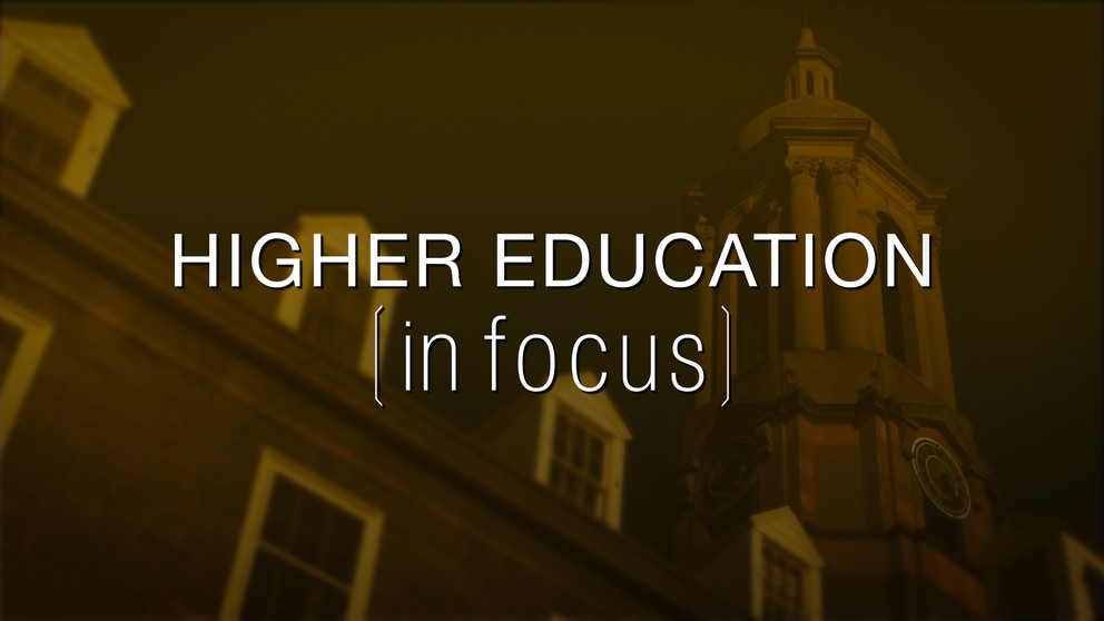 WPSU Higher Education in Focus