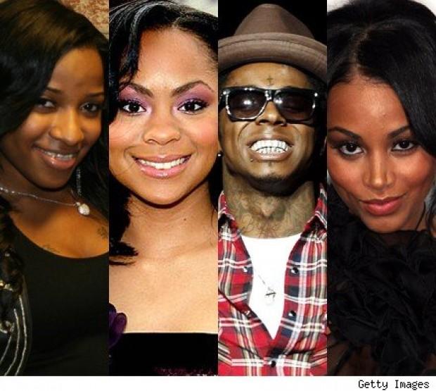 Lil Wayne Kids 2014