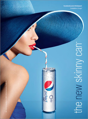 pepsi advertising strategy
