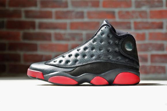 Air-Jordan-13-Retro-Black-Red-Detailed-Look- ...